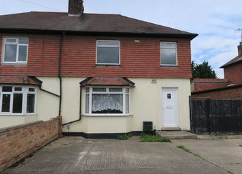 Thumbnail 4 bed semi-detached house to rent in Milton Road, Cambridge
