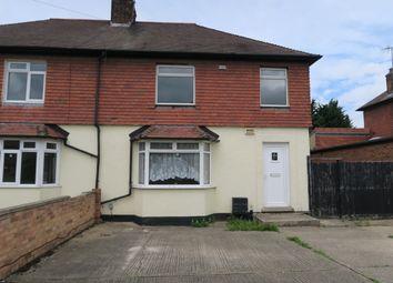 Thumbnail 4 bedroom semi-detached house to rent in Milton Road, Cambridge