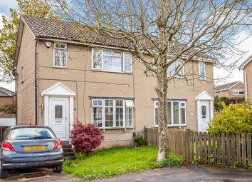 Thumbnail 3 bed semi-detached house for sale in Folly Hall Avenue, Bradford, West Yorkshire