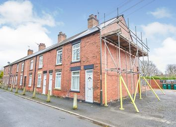 Thumbnail 2 bed terraced house to rent in Charles Street, Church Gresley, Swadlincote