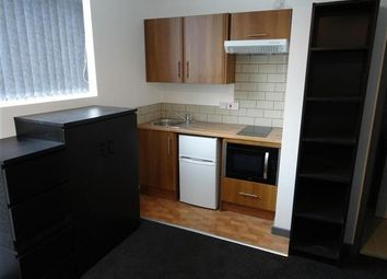 Thumbnail 1 bed flat to rent in Waterloo Street, Coventry