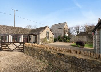 Thumbnail 2 bed barn conversion for sale in Oaksey, Malmesbury