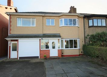 Thumbnail 5 bed semi-detached house for sale in Broad Oak Lane, Penwortham, Preston