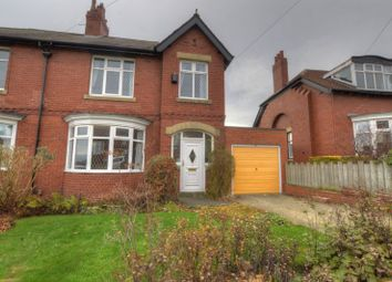 Thumbnail 3 bedroom semi-detached house for sale in Westacres Crescent, Newcastle Upon Tyne