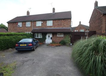 Thumbnail 3 bed semi-detached house for sale in Ridgway Drive, Blythe Bridge, Stoke-On-Trent