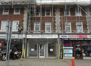 Thumbnail Commercial property to let in Park Way, Ruislip Manor, Middlesex