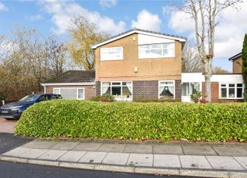 Thumbnail 4 bed detached house for sale in Sunny Bank Road, Unsworth, Bury, Lancashire
