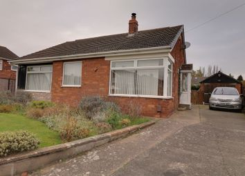 Thumbnail 3 bed detached bungalow for sale in Stainton Drive, Scunthorpe