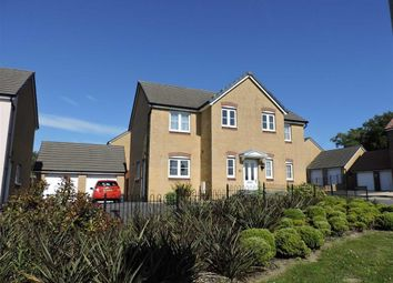 Thumbnail 4 bedroom detached house for sale in Llys Mieri, Penllergaer, Swansea