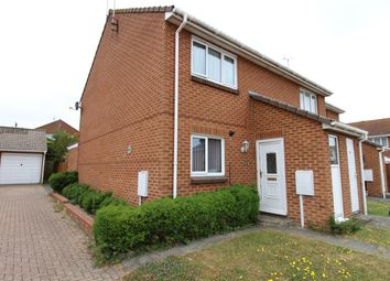 Thumbnail 2 bed end terrace house for sale in Westerham Close, Cliftonville, Margate