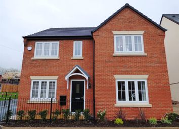 "Thumbnail 4 bed detached house for sale in ""The Marylebone"" at West Cross Lane, Mountsorrel, Loughborough"