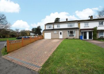 Thumbnail 4 bed end terrace house for sale in Uffington Drive, Bracknell, Berkshire