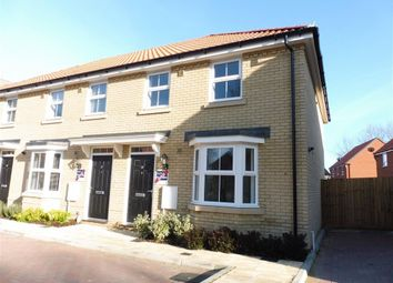 Thumbnail 3 bed terraced house to rent in Franklin Road, Saxmundham