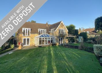 Thumbnail 5 bed detached house to rent in Danes Close, Oxshott, Leatherhead
