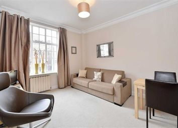 Thumbnail 1 bedroom flat to rent in Hallam Street, Marylebone, London
