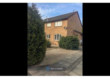 Thumbnail 1 bed semi-detached house to rent in Conifer Close, Walton, Liverpool