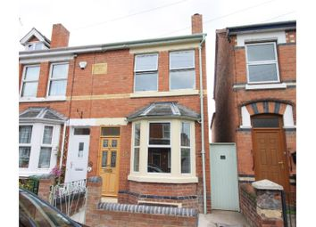 Thumbnail 2 bed end terrace house for sale in Stanhope Street, Hereford