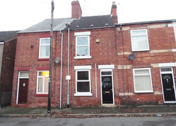 Thumbnail 2 bed terraced house to rent in Creswell Street, Worksop, Nottingham