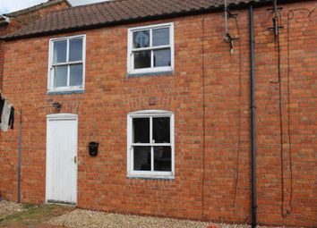 Thumbnail 2 bed semi-detached house to rent in High Street, Spilsby