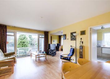 Thumbnail 2 bed flat for sale in Roehampton Court, Queens Ride, London