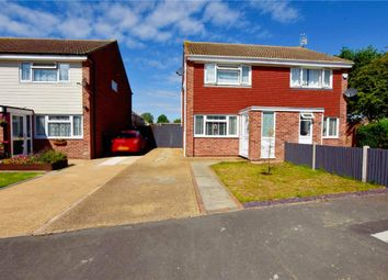 Thumbnail 2 bed semi-detached house for sale in Newington Gardens, Clacton-On-Sea, Essex