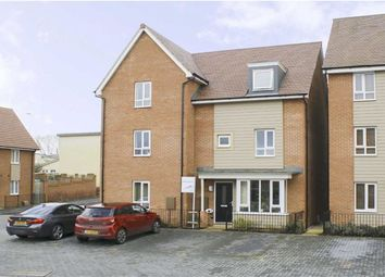 Thumbnail 4 bed semi-detached house for sale in Mildmay Link, Wolverton, Milton Keynes, Bucks