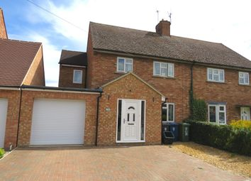 Thumbnail 4 bedroom semi-detached house for sale in Howard Road, Meldreth, Royston