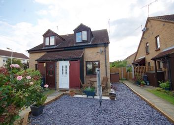 Thumbnail 1 bedroom terraced house for sale in Carriage Drive, Springfield, Chelmsford