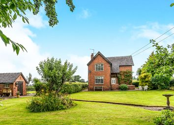 Thumbnail 2 bed detached house for sale in Lloyd Cottage The Lloyd, Hales, Market Drayton