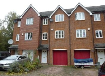 Thumbnail 4 bed terraced house to rent in The Sidings, Dunton Green, Sevenoaks
