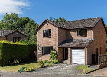 Thumbnail 4 bed detached house for sale in Lovells Glen, Linlithgow