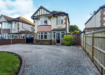 Thumbnail 3 bed detached house for sale in Burntwood Lane, Caterham, Surrey, .