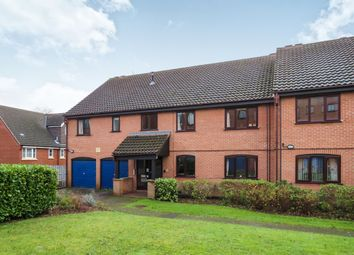 Thumbnail 3 bed flat for sale in Roseville Close, Norwich