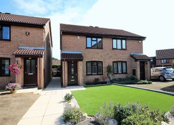 Thumbnail 2 bed semi-detached house for sale in Tilgate, Luton