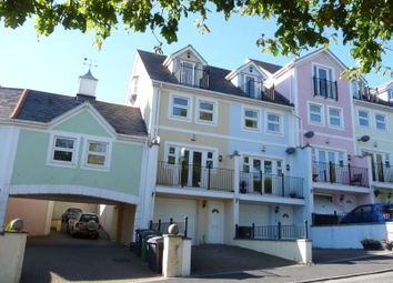 Thumbnail 3 bedroom end terrace house for sale in Trinity Mews, Teignmouth, Devon