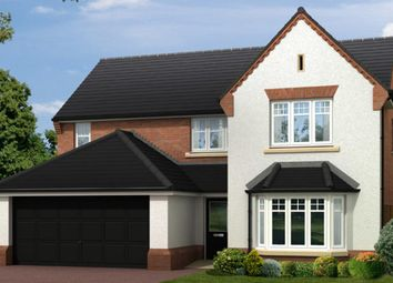 "Thumbnail 4 bed detached house for sale in ""The Warkworth Contemporary"" at Doublegates Avenue, Ripon"