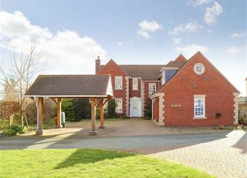 Thumbnail 4 bed detached house for sale in Orchard Park, Maesbrook, Oswestry, Shropshire