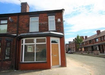 Thumbnail 2 bed end terrace house for sale in Brandram Road, Prestwich, Manchester