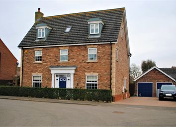 Thumbnail 5 bed detached house for sale in Saxon Gardens, Fishtoft, Boston, Lincs