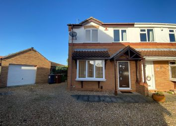 3 bed semi-detached house for sale in Ridgewell Close, Lincoln LN6
