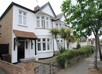 Thumbnail 3 bed property to rent in Ennismore Gardens, Southend-On-Sea