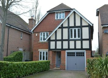 Thumbnail 5 bedroom detached house to rent in Poplar Close, Epsom