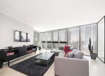 Thumbnail 1 bedroom flat to rent in St George Wharf, London