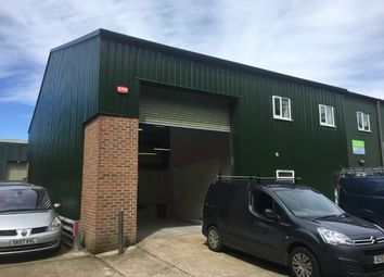 Thumbnail Warehouse to let in Unit Chaucer Business Park, Kemsing