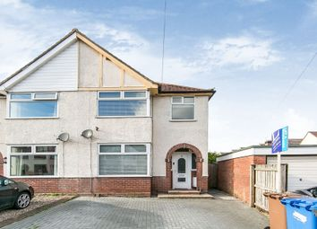 Thumbnail 3 bed semi-detached house to rent in Eustace Road, Ipswich