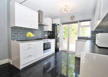 Thumbnail 2 bed terraced house to rent in Lynhurst Road, Uxbridge, Greater London