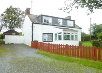 Thumbnail 3 bed detached house for sale in Throughgate, Dunscore, Dumfries
