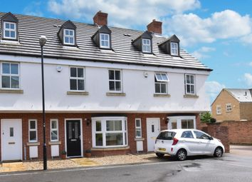 Thumbnail 4 bed terraced house for sale in Century Park, Yeovil