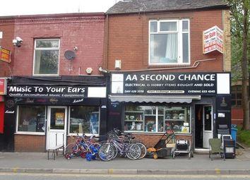 Thumbnail Retail premises for sale in Middleton Road, Oldham