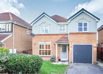Thumbnail 4 bed detached house for sale in Orchid Crest, Upton, Pontefract